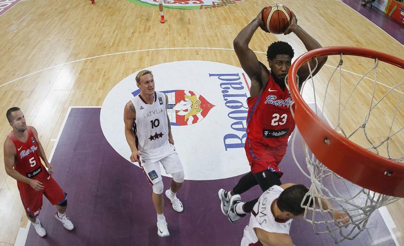 Puerto Rico se juega este sábado una plaza de baloncesto para Río 2016