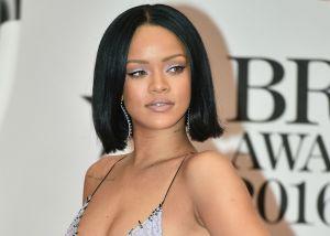 Rihanna ha pasado buena parte de la cuarentena en bata y sin maquillaje