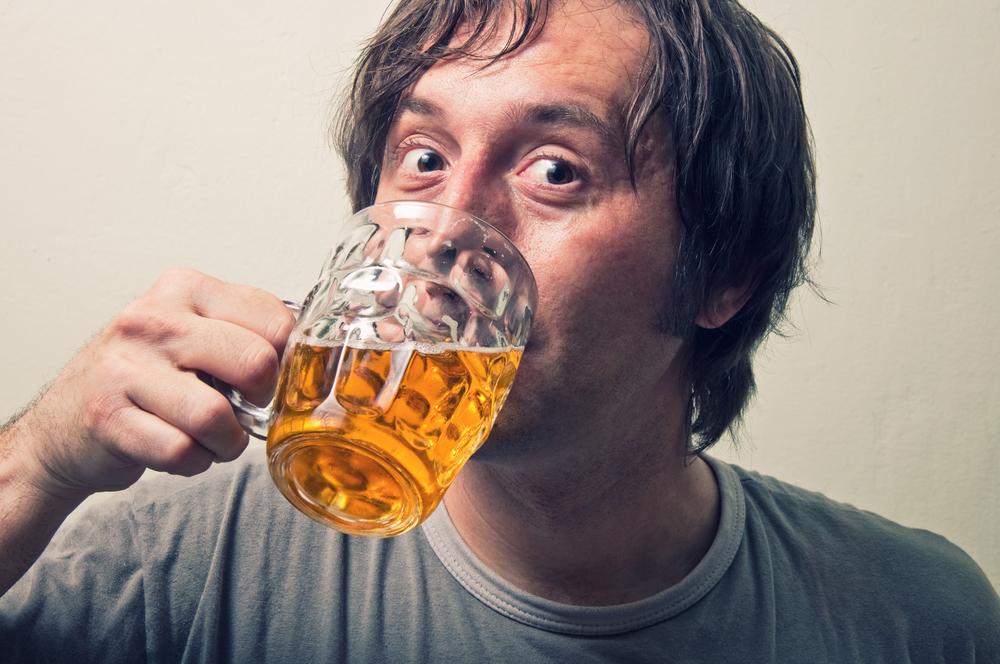 cerveza orina