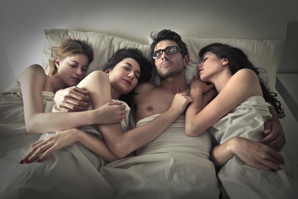 Amor con una persona, sexo con otras… ¿te atreves a probar el poliamor?