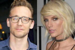 Fotos: Tom Hiddleston presumió su amor por Taylor Swift de esta manera