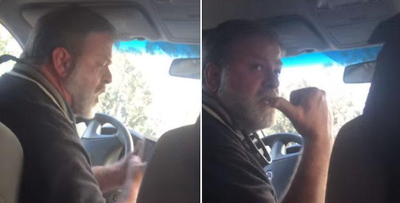 Video: Este enfrentamiento entre chofer de Uber y pasajera no es lo que parece