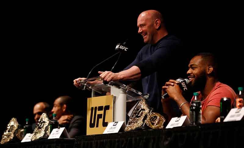 UFC 200: consulta la cartelera y los horarios de las peleas
