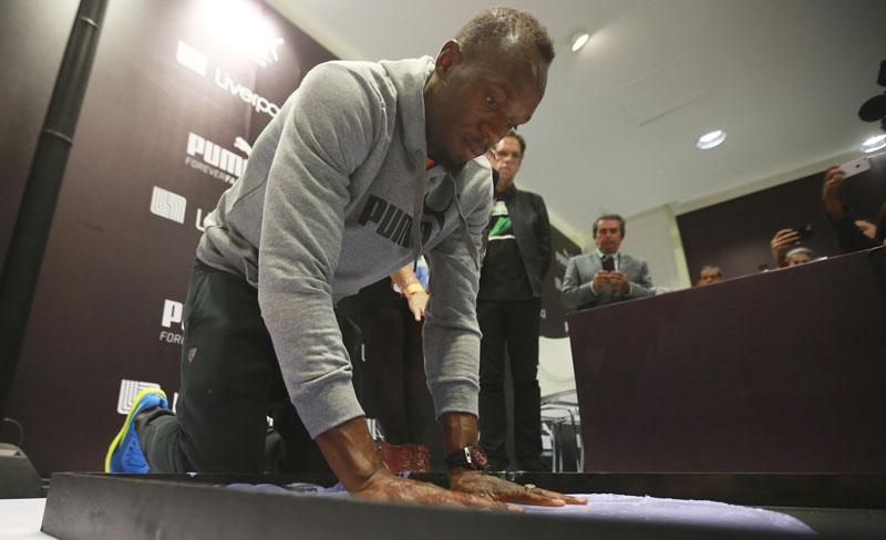 La presencia de Usain Bolt en los Juegos de Río tranquiliza a los organizadores de la cita olímpica