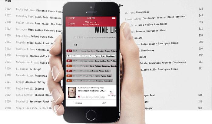 La app que salvará a todos los que no sabemos nada de vinos