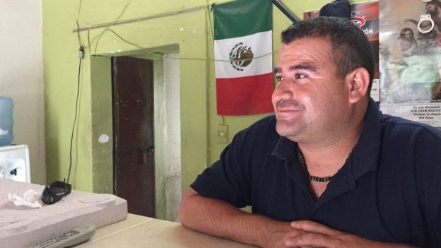 Un solo policía vigila municipio de 7 mil personas en México