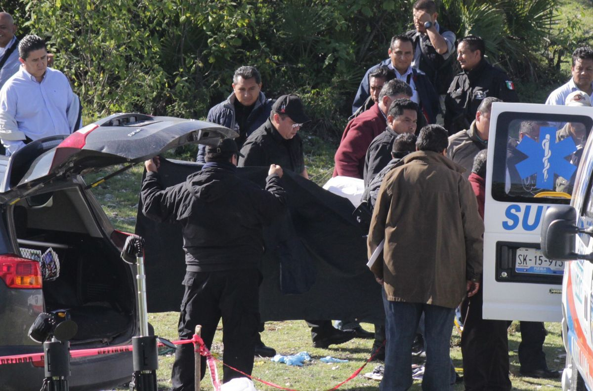 Ola de violencia que azota a México, ya supera los muertos de Calderón