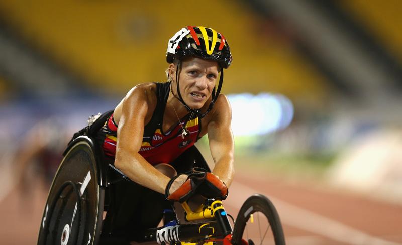 Atleta paralímpica belga desea ponerle fin a su vida después de Río 2016