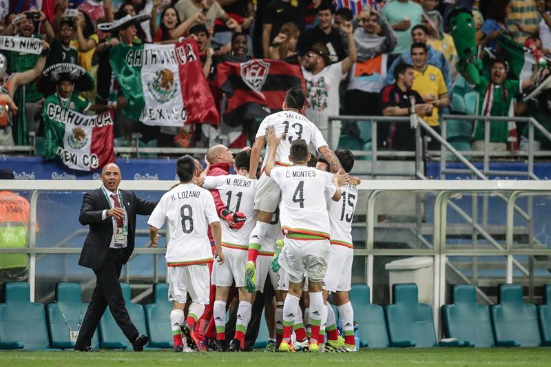 Río 2016: México deja escapar la victoria ante Alemania en Juegos Olímpicos