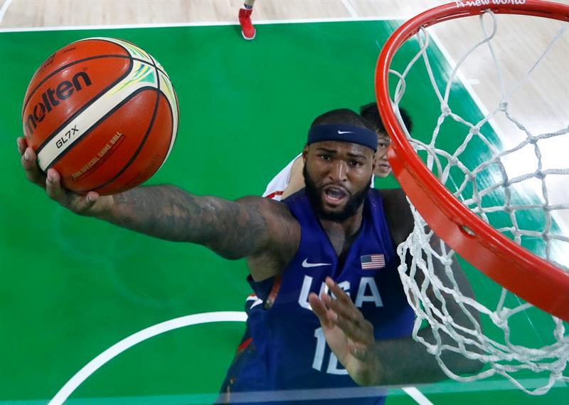 Río 2016: Estados Unidos masacra a China en baloncesto