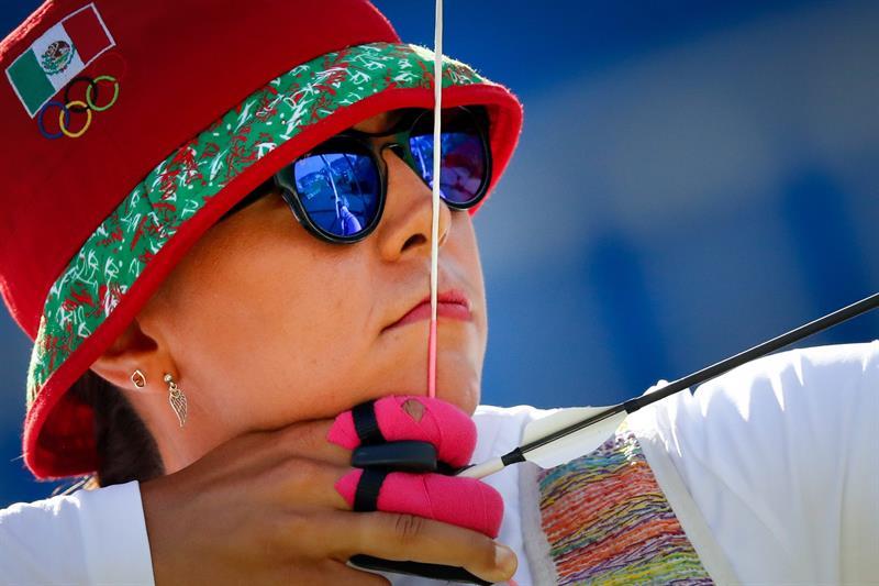 Se esfuma una esperanza de medalla para México: Aída Román es eliminada