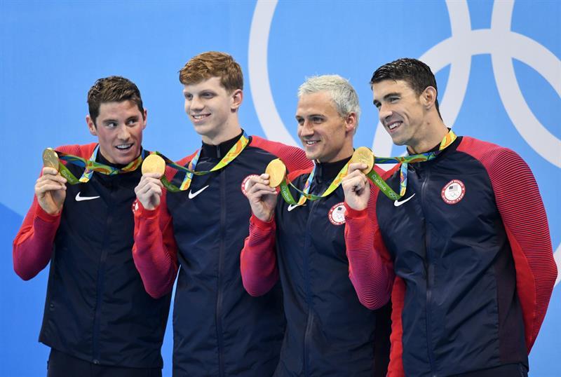 Así cierra el medallero en el cuarto día de actividades de Río 2016