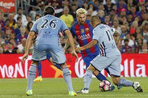 Doblete y asistencia: Messi regresa al Camp Nou a todo vapor