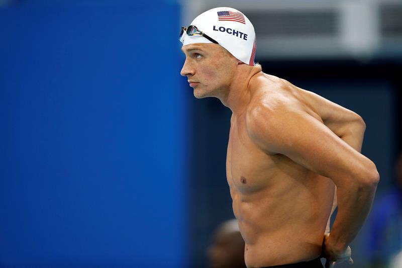 Ryan Lochte siembra dudas sobre el caso de los nadadores con cambios en su versión
