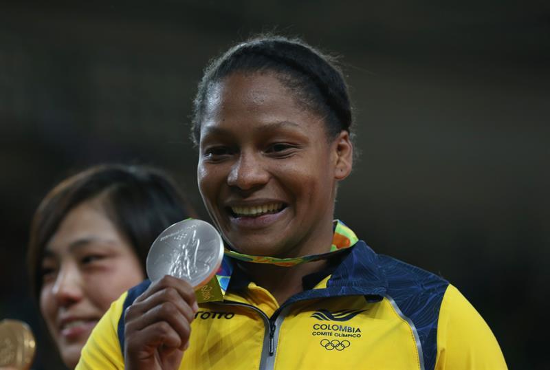 Yuri Alvear le da a Colombia su segunda medalla en Río 2016