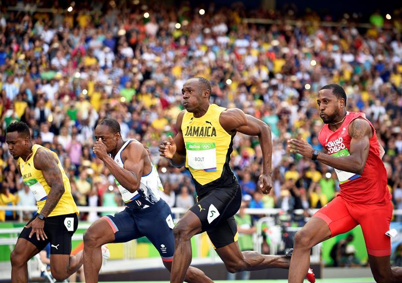 Río 2016. Cómo se rompieron las marcas de los 100 metros desde 1991 hasta hoy