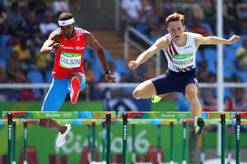 Javier Culson quiere el oro para Puerto Rico en los 400 con vallas de Río 2016