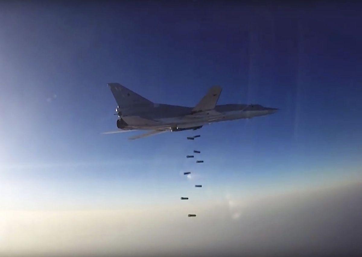 Aviones de combate de la OTAN interceptaron aviones rusos sobre el Mar Báltico