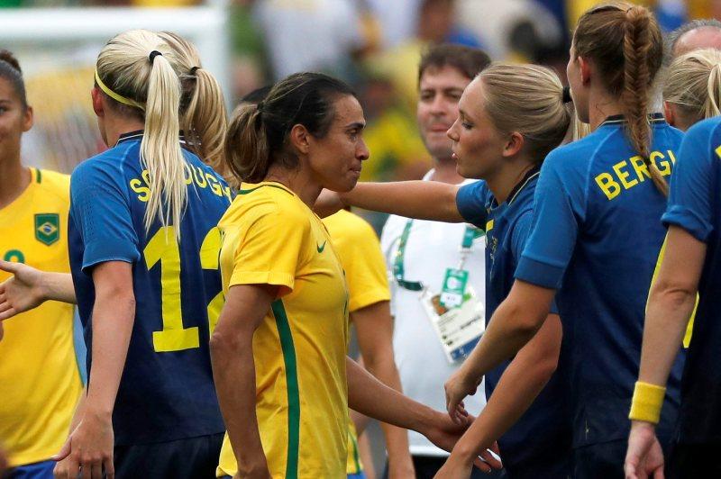 Río 2016: Las 'cobardes' suecas eliminan a Brasil en nuevo 'Maracanazo'