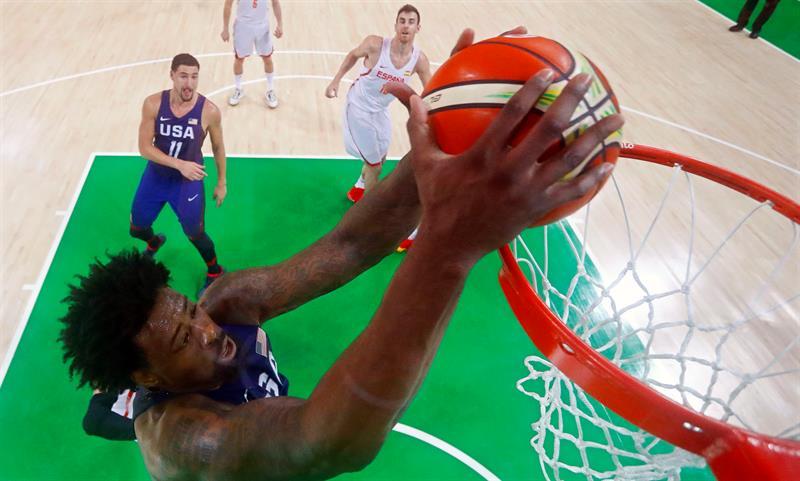EEUU derrotó a España y jugará la final por el oro en baloncesto