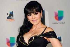 Así reaccionó Maribel Guardia tras su nominación en los Grammy Latino