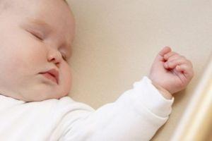 Los peligros del sueño para los bebés
