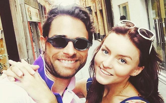 Angelique Boyer y Sebastián Rulli derraman miel en Instagram