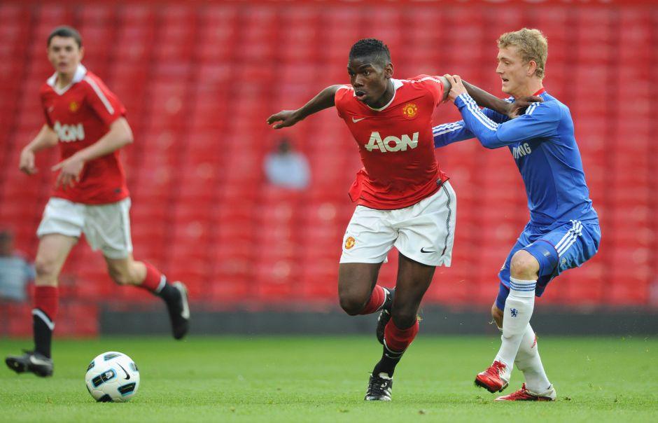 Paul Pogba regresa al Manchester United como el futbolista más caro de la historia