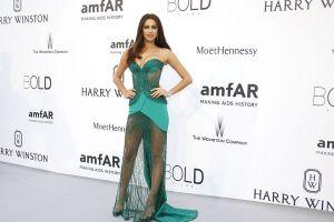 Fotos: Irina Shayk cambió de look y presumió sus sensuales curvas