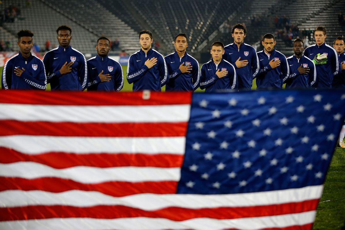 Cómo actuar durante el Himno de EEUU en Juegos Olímpicos