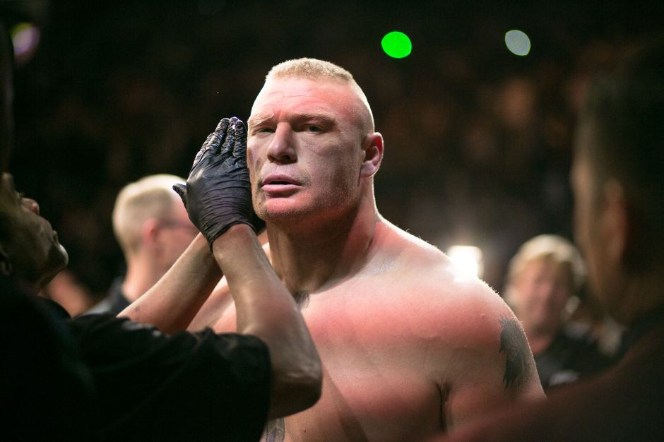 Se retira Brock Lesnar del UFC