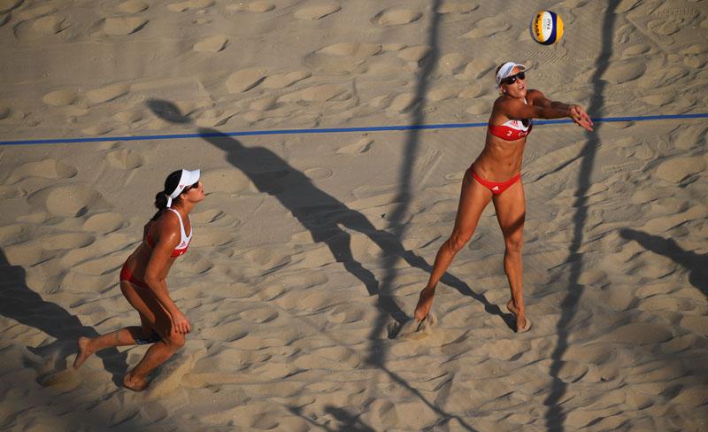 ¡Qué postales! Empiezan los suspiros en los Juegos Olímpicos de Río 2016