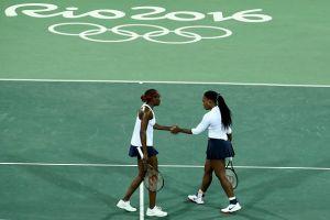 Las hermanas Williams le dicen adiós al tetracampeonato olímpico