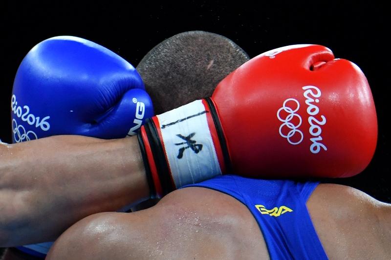 El boxeador namibio Jonas Jonius fue aprehendido por autoridades de Río de Janeiro.