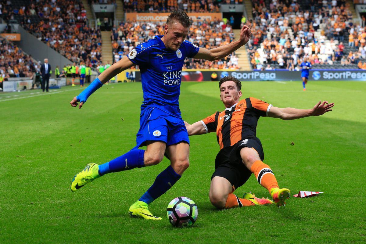 Leicester City perdió con Hull City en el arranque de la Premier League