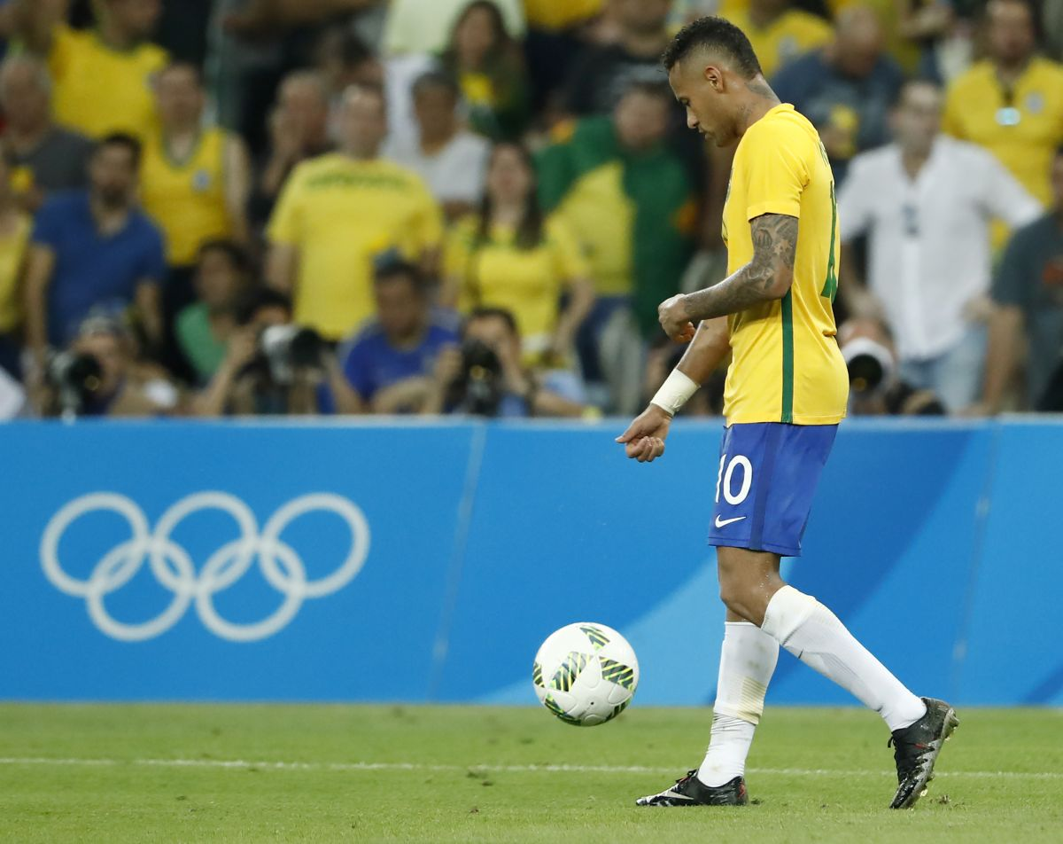 Brasil y Alemania definieron al campeón del fútbol masculino en penales
