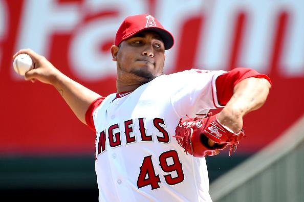 Yankees son blanqueados por Angels