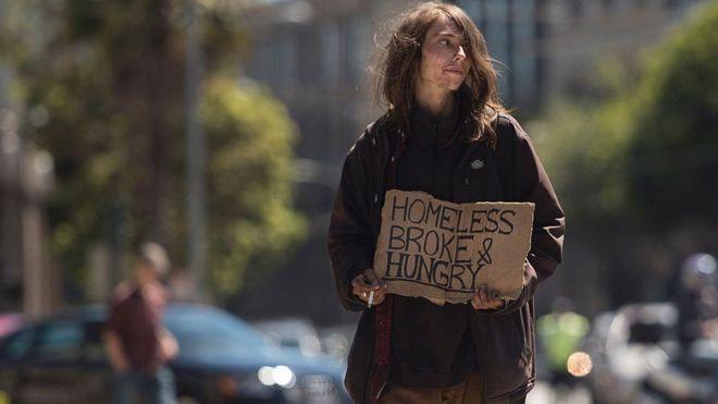 Por qué cada vez más gente pasa hambre en Estados Unidos