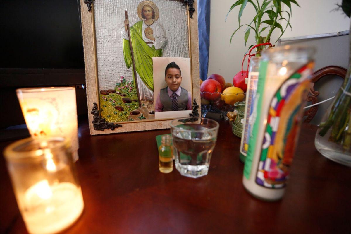 Jesse James Romero, el niño de 14 años baleado a muerte por el LAPD