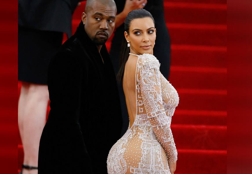 Kim Kardashian confiesa este secreto sobre su famoso trasero