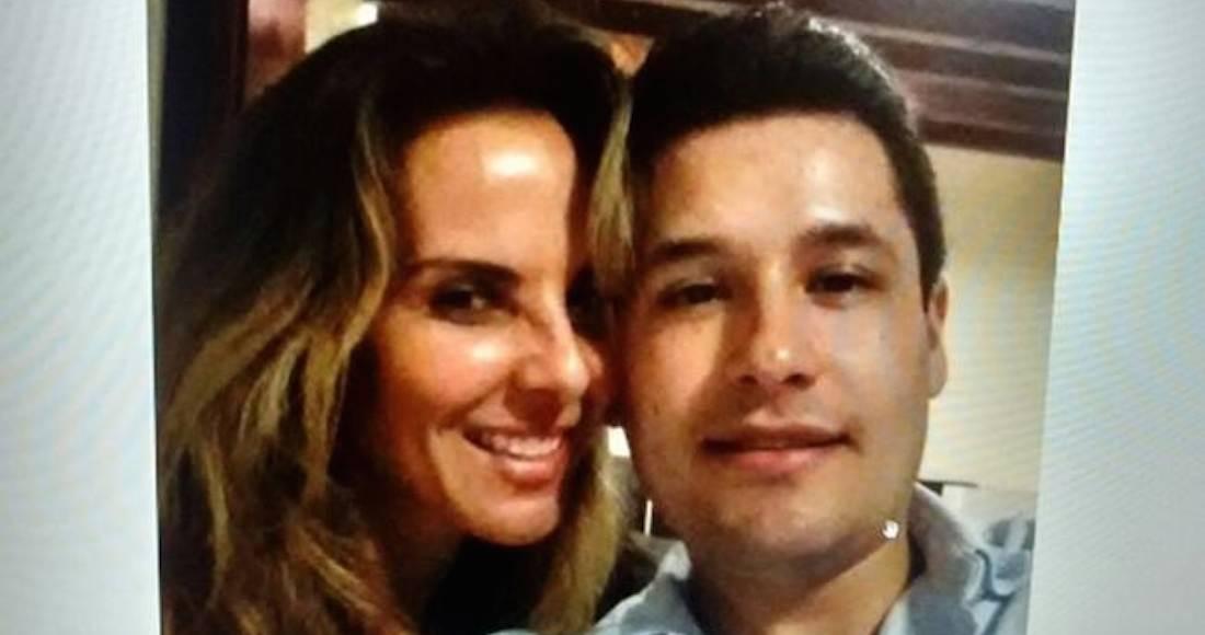 """Hijo de """"El Chapo"""" traía en su celular una foto con Kate del Castillo"""