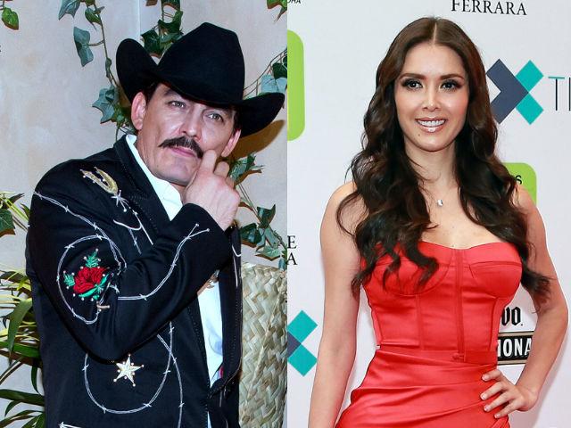 José Manuel Figueroa y Marlene Favela, ¿nuevo romance?
