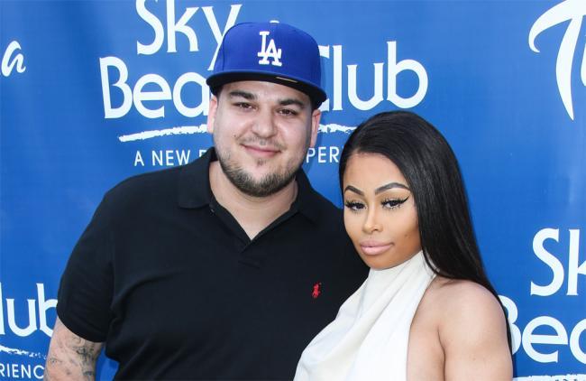 "¿Rob Kardashian está ""furioso"" con Blac Chyna por la pelea que protagonizó en Six Flags?"
