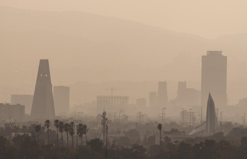 Los contaminantes que envenenan a los habitantes de la Ciudad de México