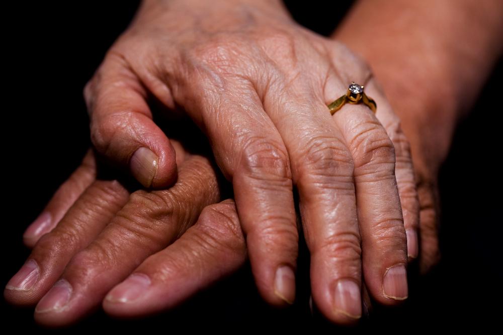 Pareja de ancianos con 63 años de casados muere con 20 minutos de diferencia
