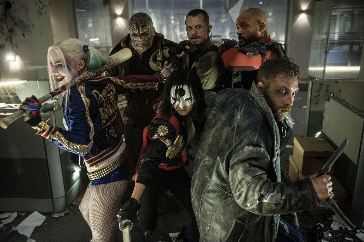 Suicide Squad, los peores villanos convertidos en superhéores