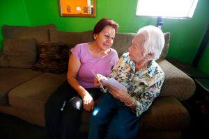 'Nunca en mi vida había escuchado acerca del Alzheimer'