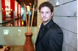 Christopher Uckermann de 'Rebelde' fue señalado como 'gordo' y se convirtió en vegano