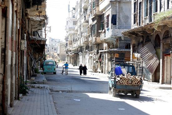 EEUU acusa a Rusia de haber atacado a convoy humanitario en Siria