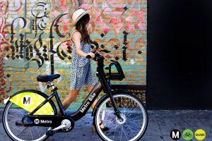 Más bicicletas para todos: Los Ángeles expandirá Metro Bike Share